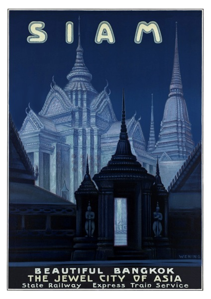 2011 04 06 thailand travel poster