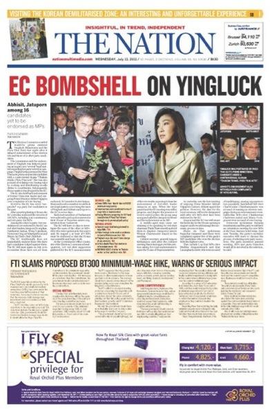 2011 07 13 nation yingluck