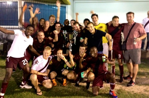 2012 03 21 team celebrations