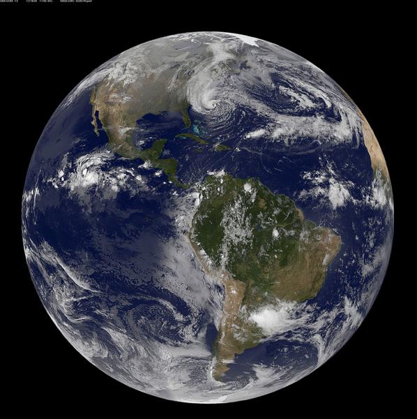 2012 10 28 hurricane sandy NASA
