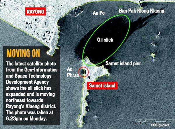 2013 07 30 koh samet oil spill