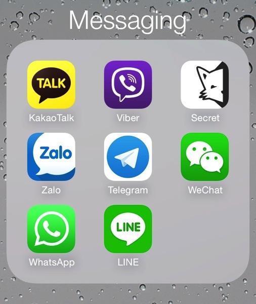 2014 06 25 messaging apps