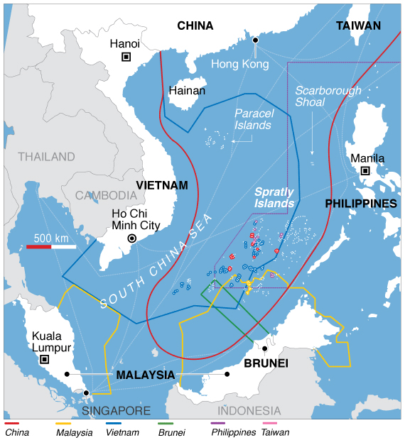 2016 07 01 South China Sea