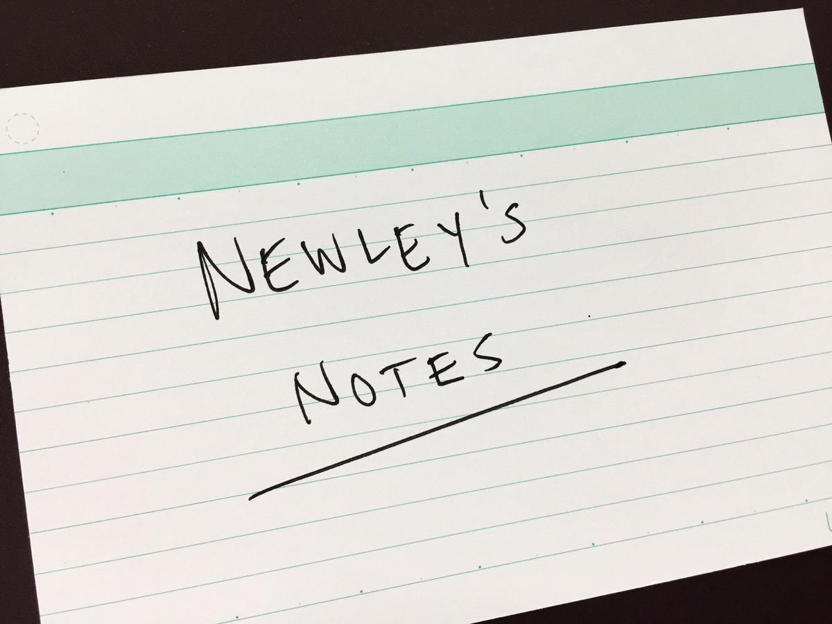 Newleys notes