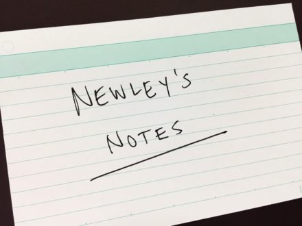 Newleys notes 1 440x330