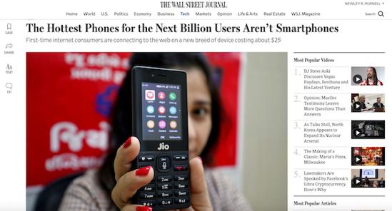 smart feature phones