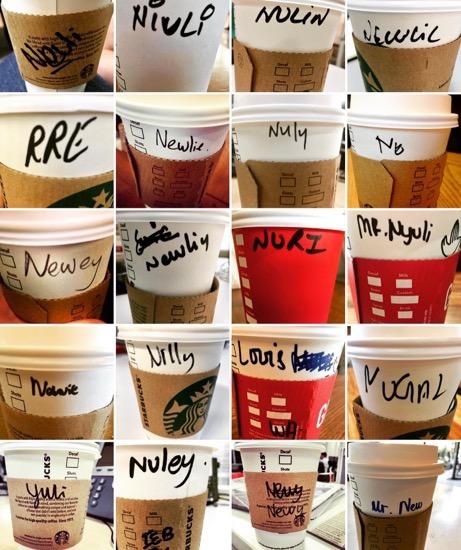 starbucks_misspellings_collection
